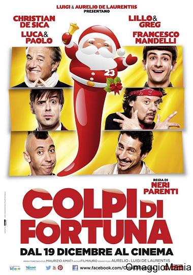 Biglietti Cinema Low Cost Per Colpi Di Fortuna Omaggiomania Film Registi Cinema
