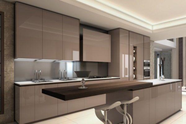 Modern European Kitchen Cabinets Modern Kitchen European