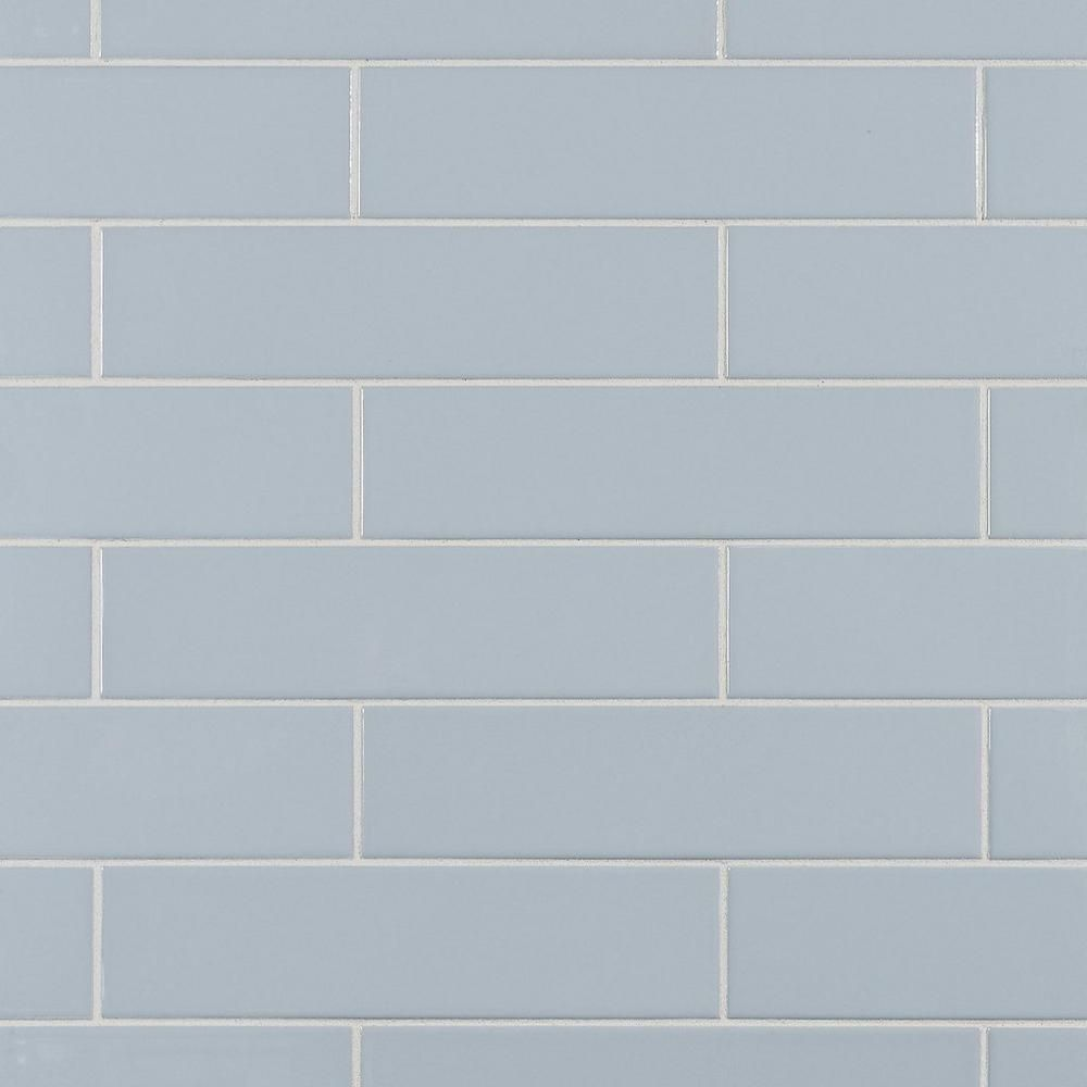 Denim Ceramic Tile - 3in. x 12in. - 100253459 | Floor and Decor ...