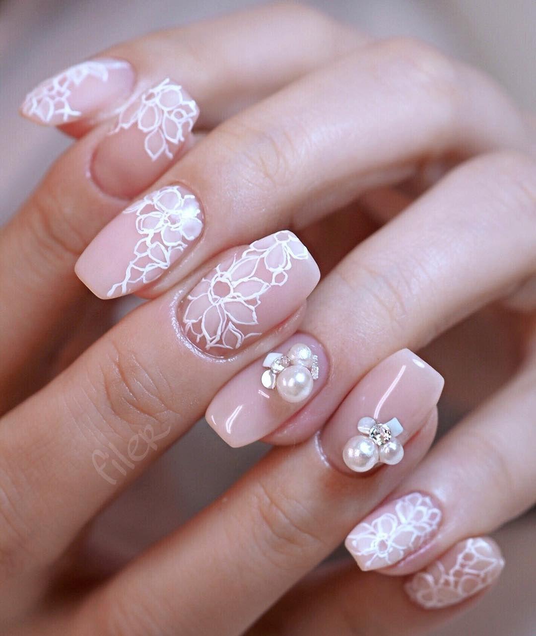 nail#nailsalon#newnail#swag#love#cute#fashion#filer#gelnails ...