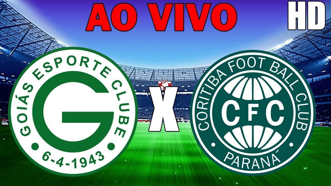 Goiás x Coritiba Onde Assistir Ao Vivo Online Com Imagem