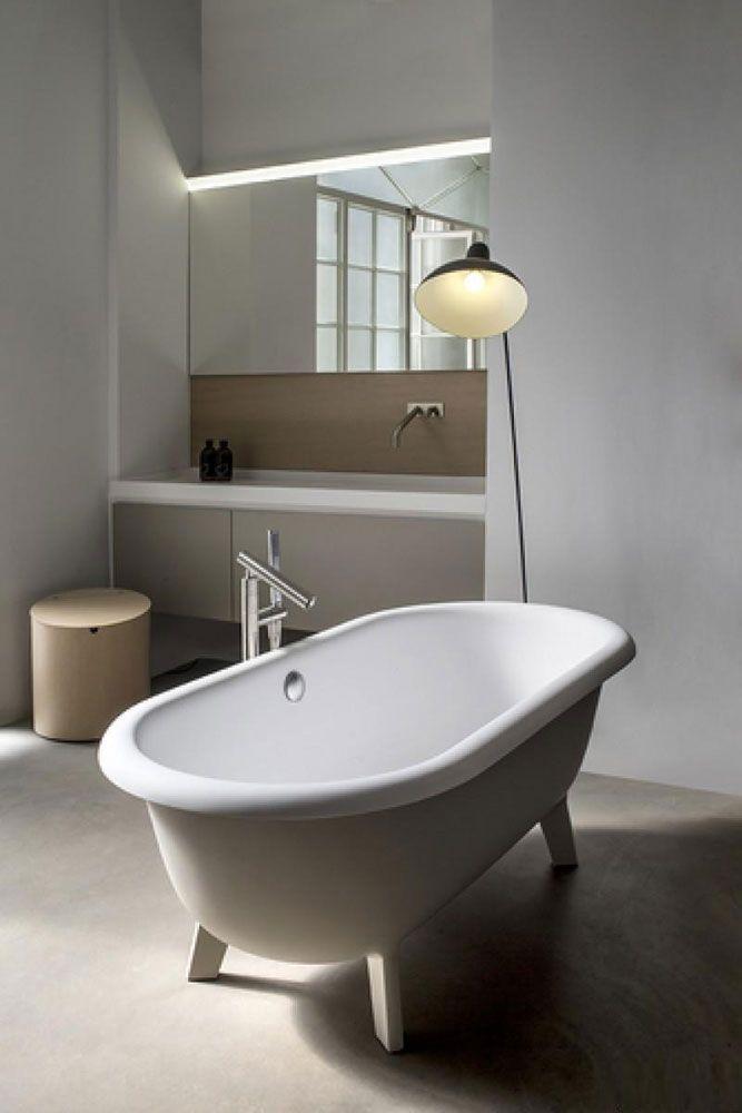 Badewannen Badewanne Ottocento Small von Agape Haus - moderne badewannen wohlfuhlerlebnis