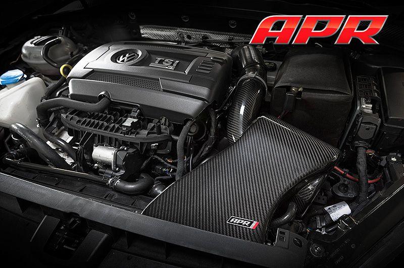 Air intake apr carbon fiber intake fits all mqb mk7