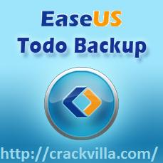 easeus todo backup crack version