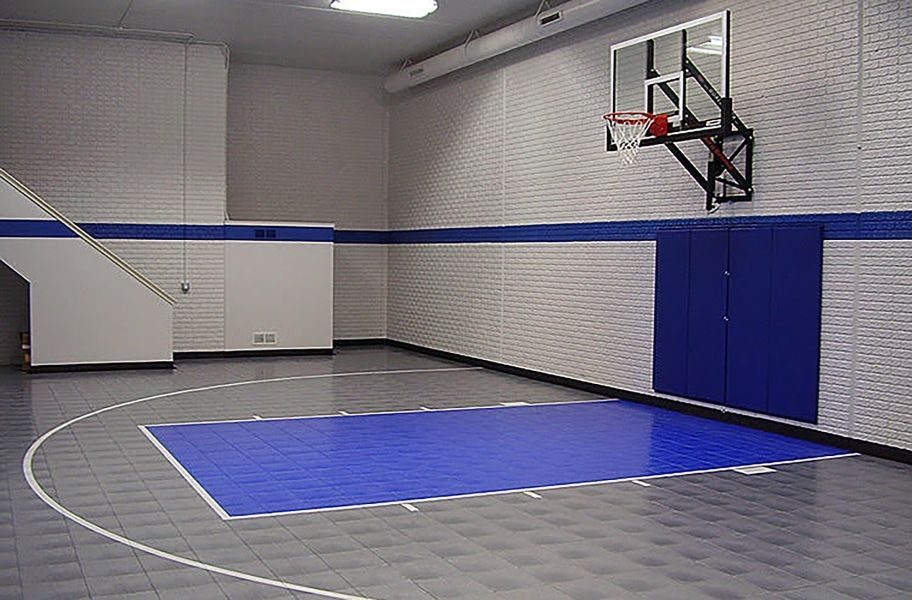 Indoor Sports Tiles Low Cost High Quality Gym Tiles Basketball Court Indoor Basketball Court Indoor Basketball Indoor Basketball Court Home Basketball Court