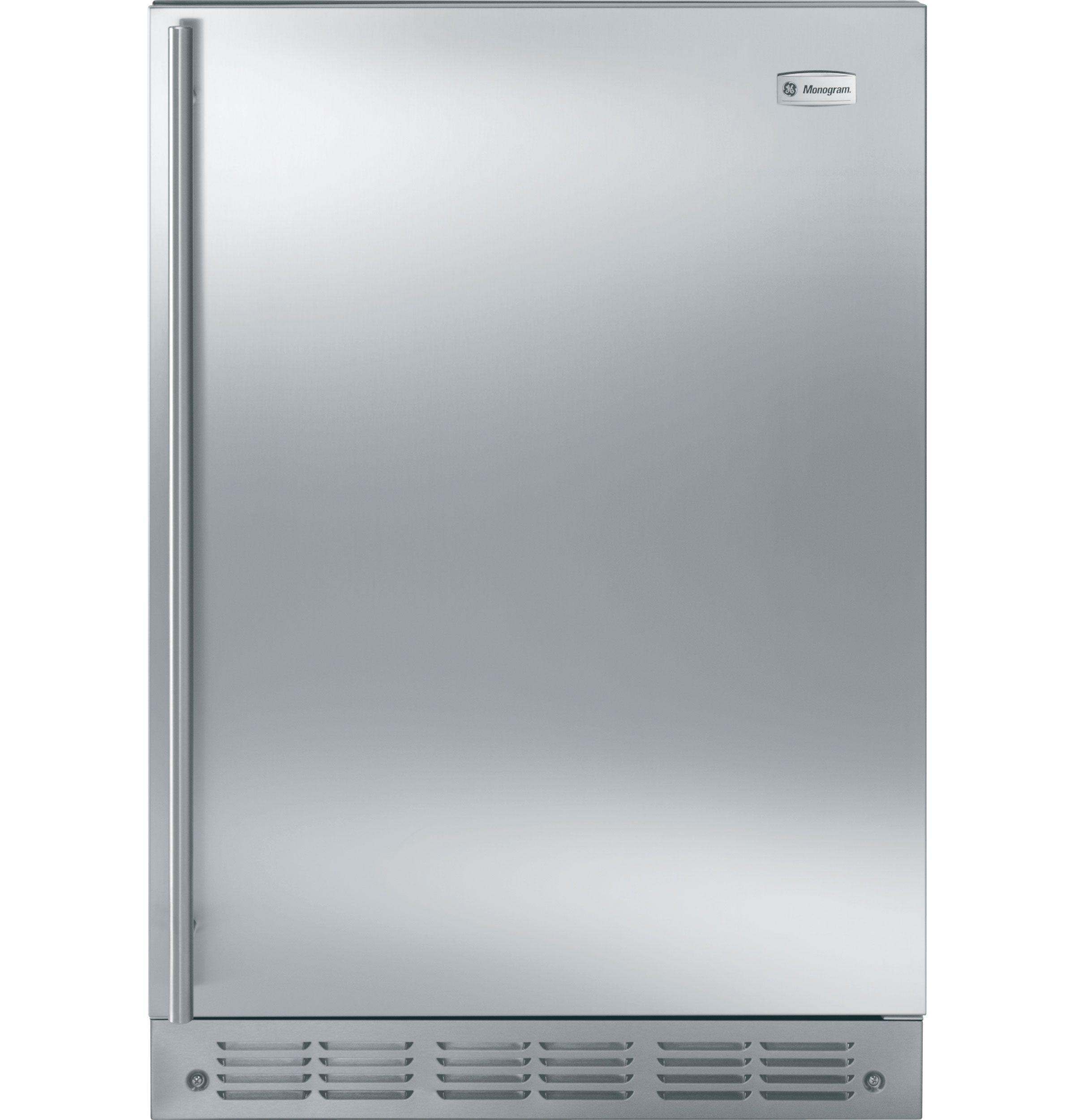 Ge Monogram Bar Refrigerator Module For Wet Bar 34 1 2 In X 23 3 4 In X 23 3 4 In Bar Refrigerator Bar Fridges Glass Shelves