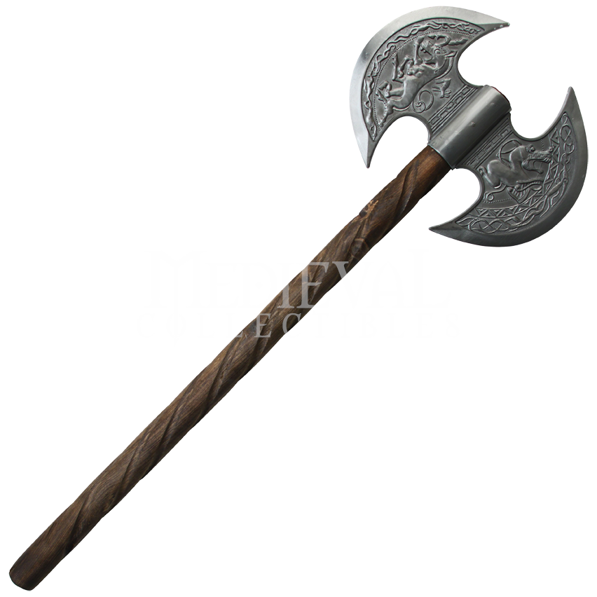 Battle Axe | ... Pole Weapons / Double Headed Battle Axes ...