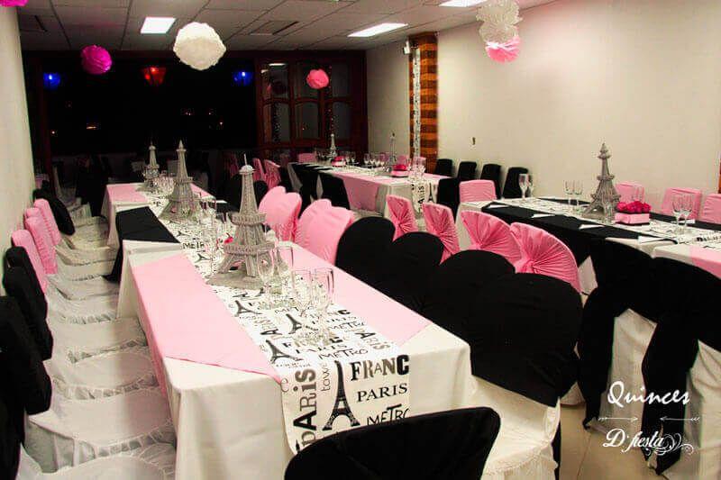 tematica paris quince años quinces banquetes dfiesta fiesta de 15 años  temática paris acc0d33b40a