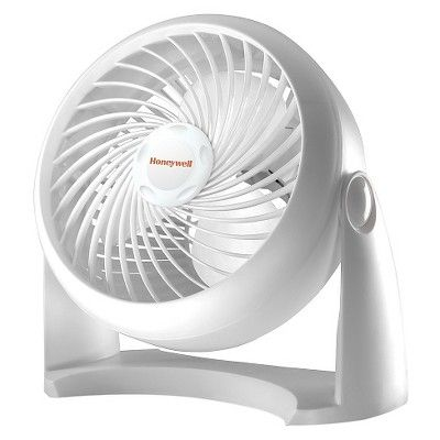 Honeywell Table Air Circulator Fan Small Electric Fan Portable
