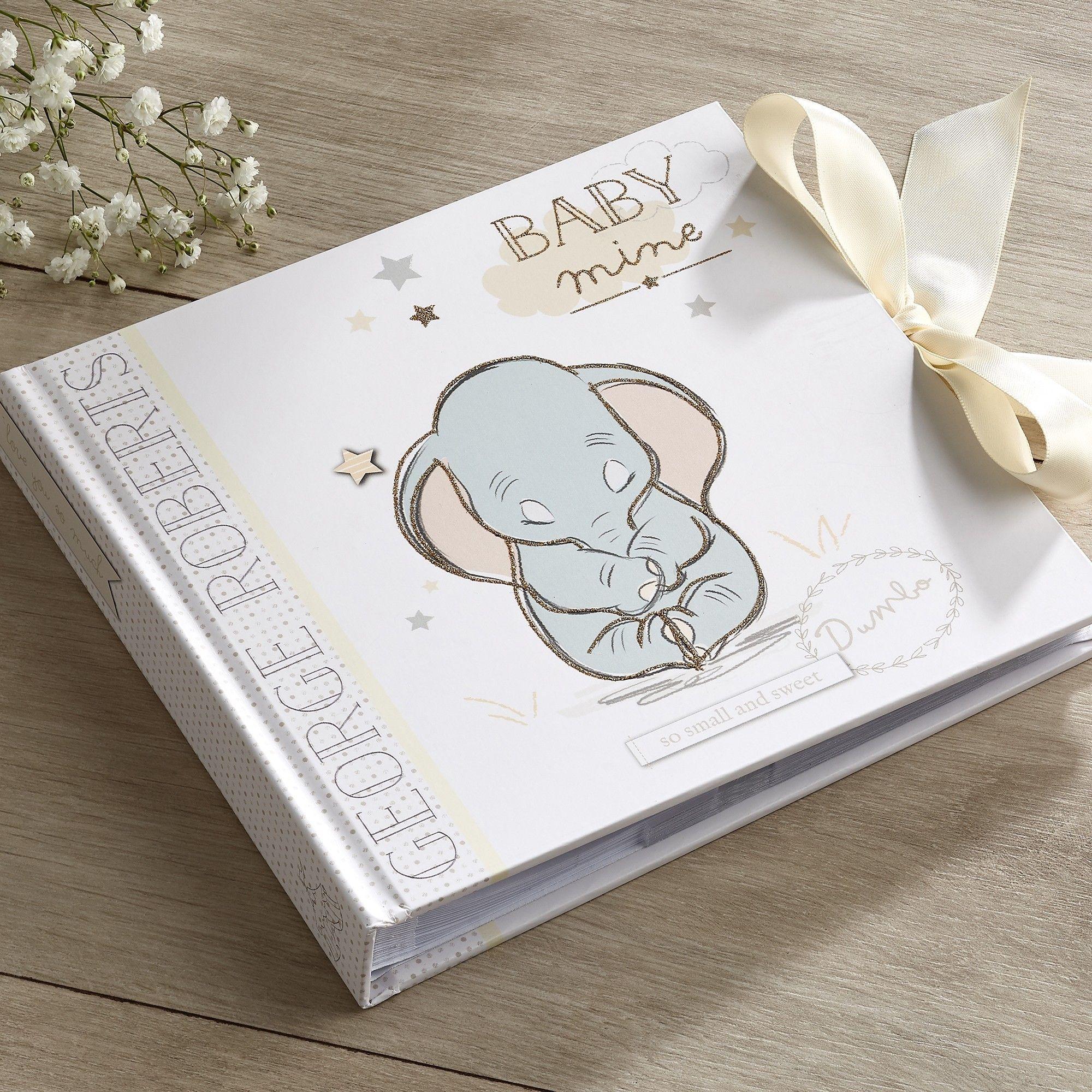 Personalized Disney Dumbo Picture Album