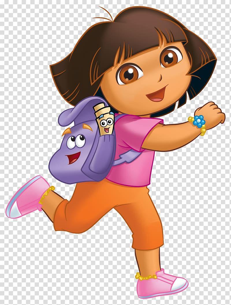 Dora The Explorer Illustration Dora The Explorer Pre School Nick Jr Nickelodeon Game Dora Transparent Background Png Clipart Dora The Explorer Clip Art Dora