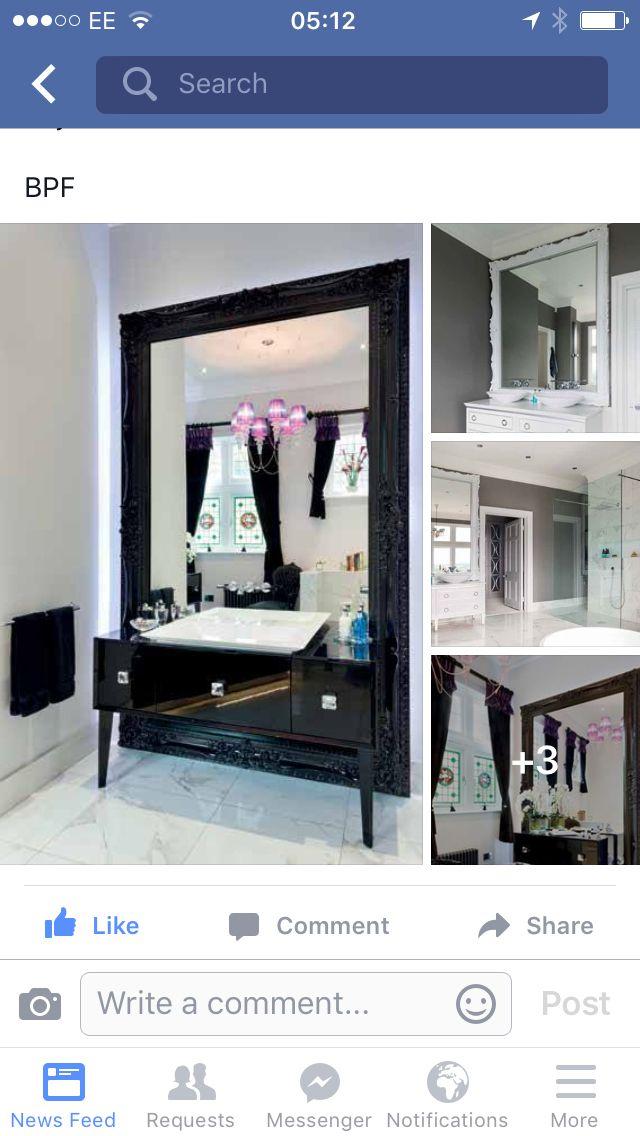 Brampton Picture Framing Mirrors For Bathrooms Bathroom Pinterest