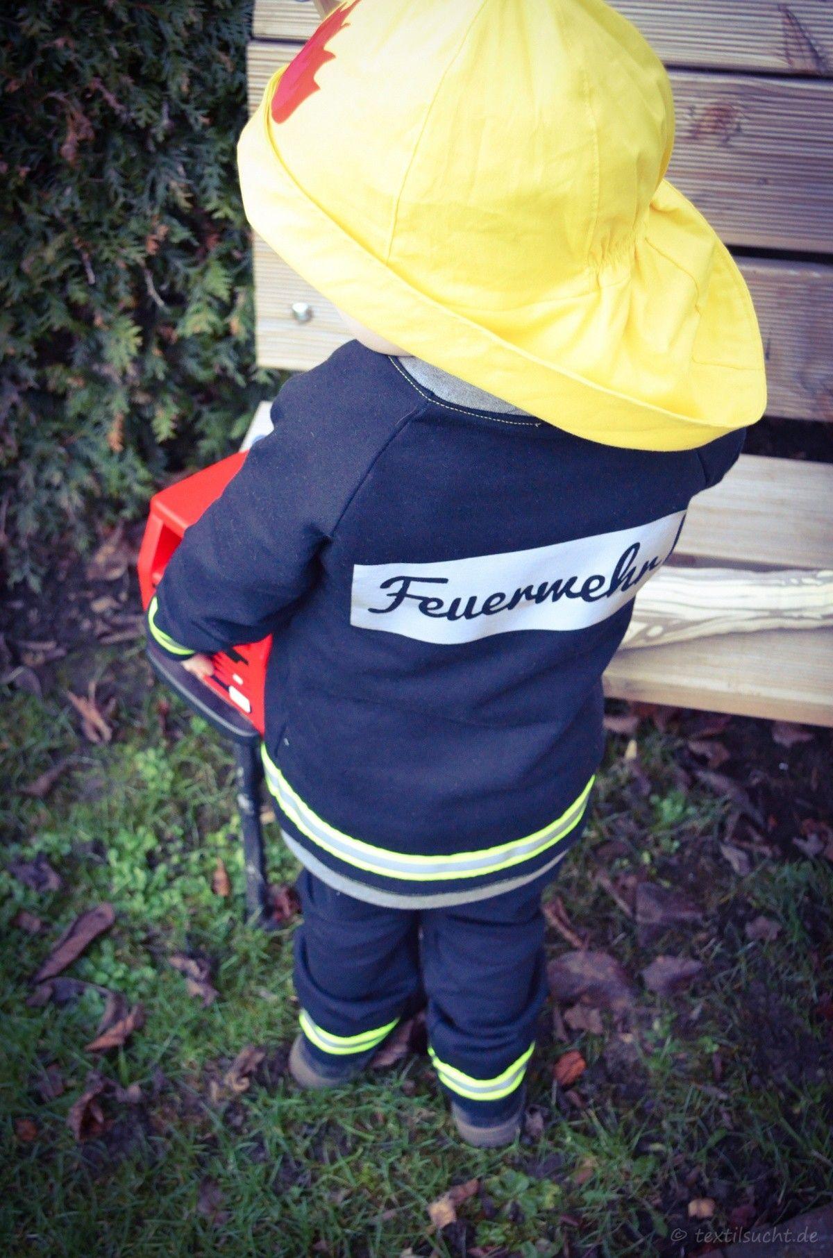 Feuerwehrmann Sammy Kinderkostüm NEU Baby Verkleidung Kostüm Karneval Fasching