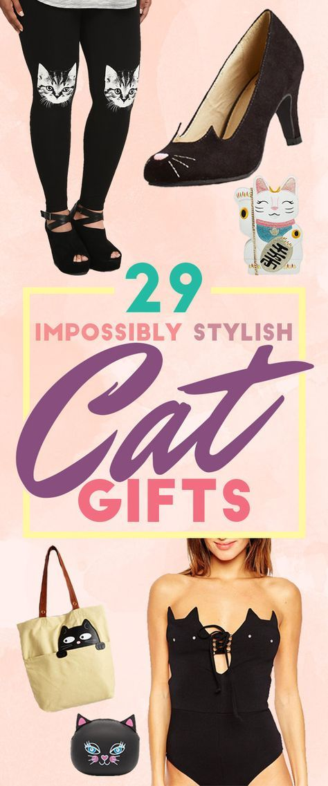 29 Impossibly Stylish Cat Gifts, In Order Of Awesomeness