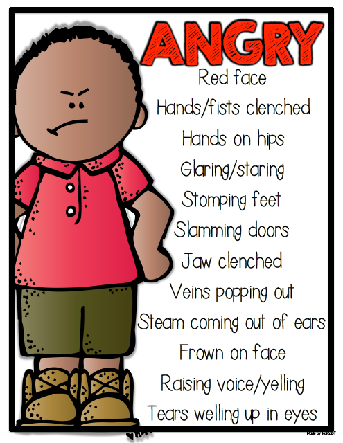 Show, Don't Tell - The Awesome Page | Writing Anchor Charts