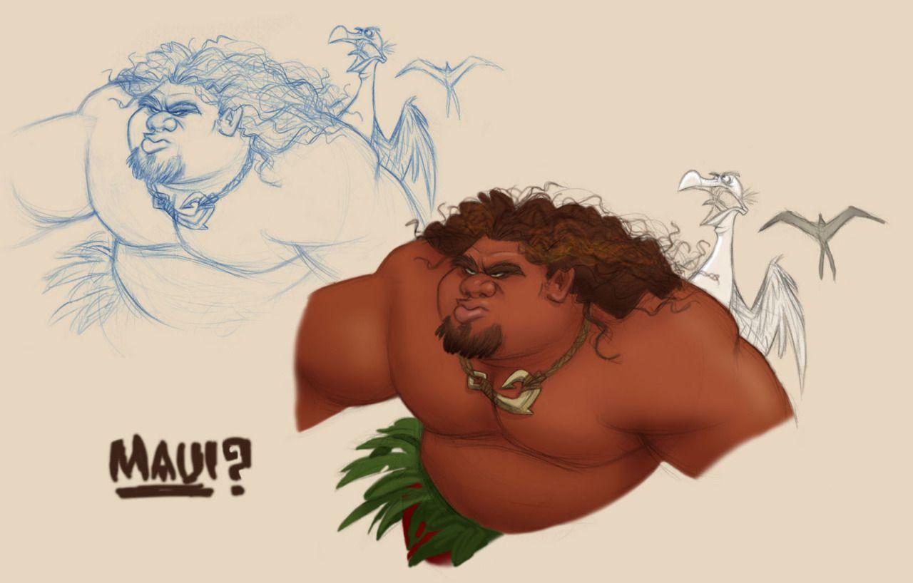 Maui gay puca
