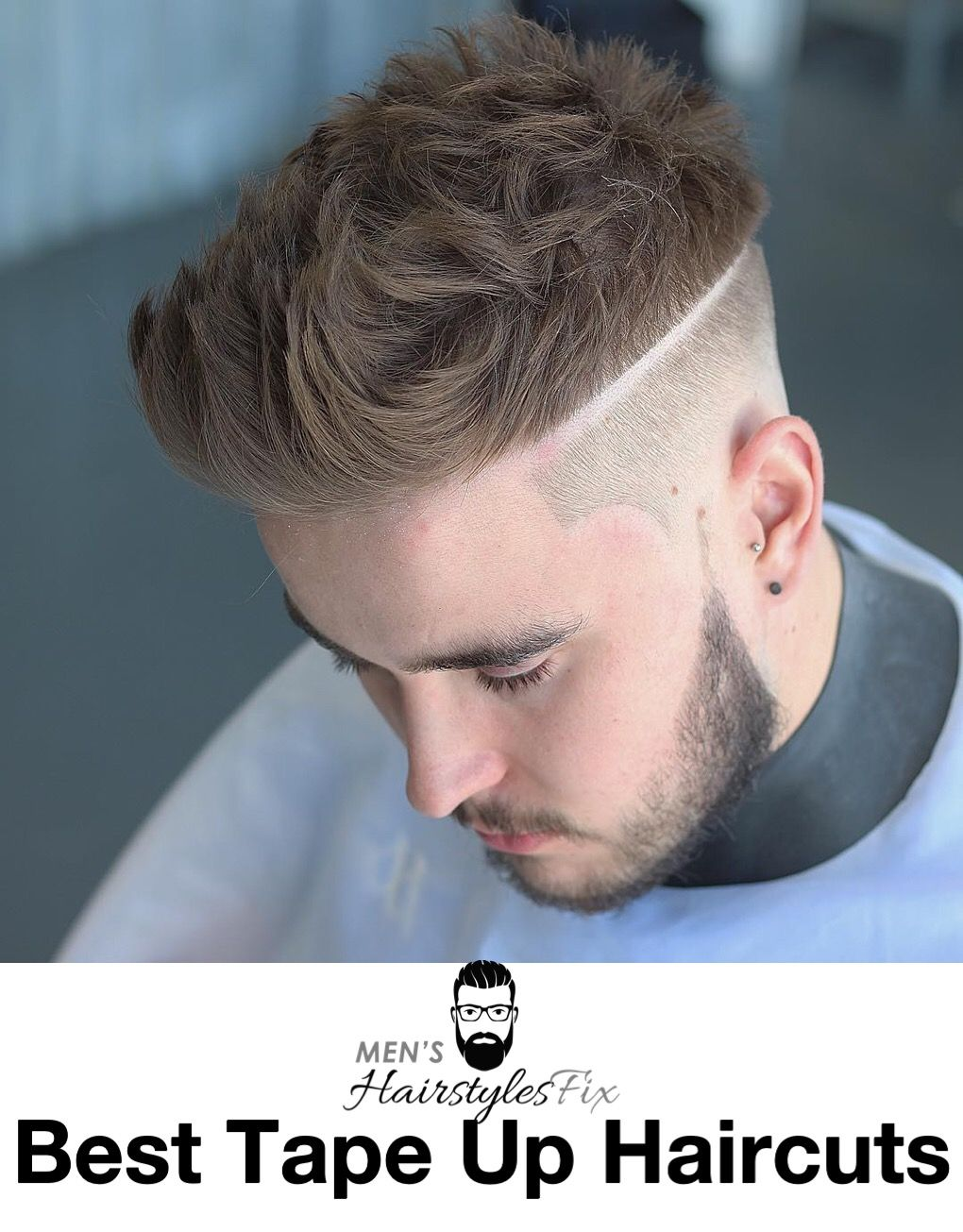 20 Best Tape Up Haircuts In 2018 Fade Haircuts Pinterest Hair