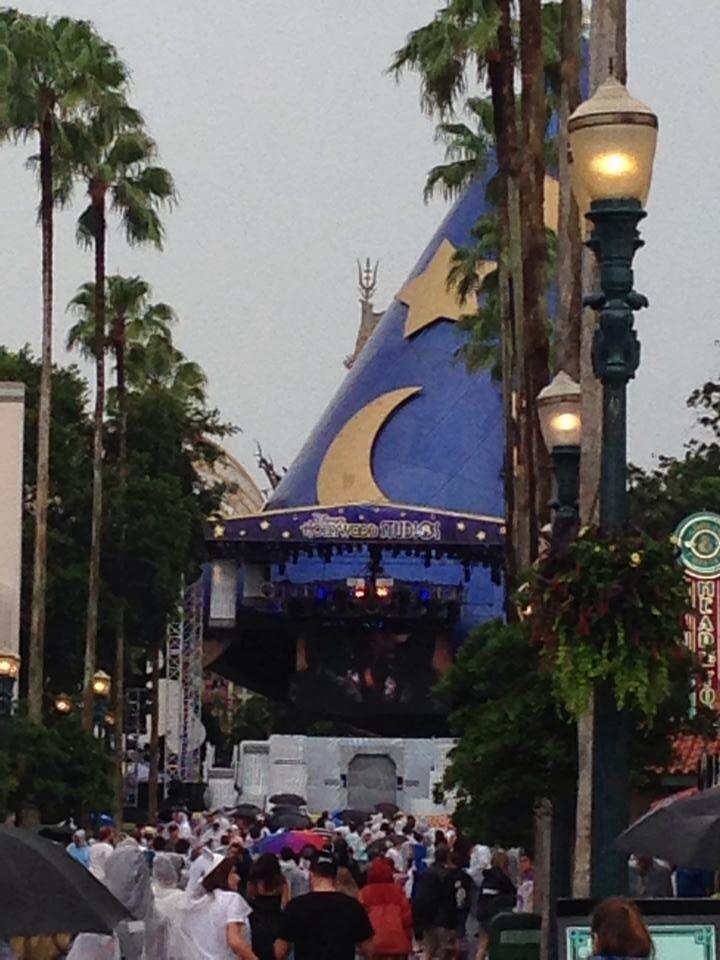 Sorcerer hat - disney Hollywood studios