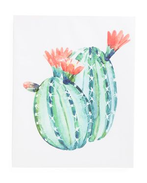 20x25 Cactus Wall Art