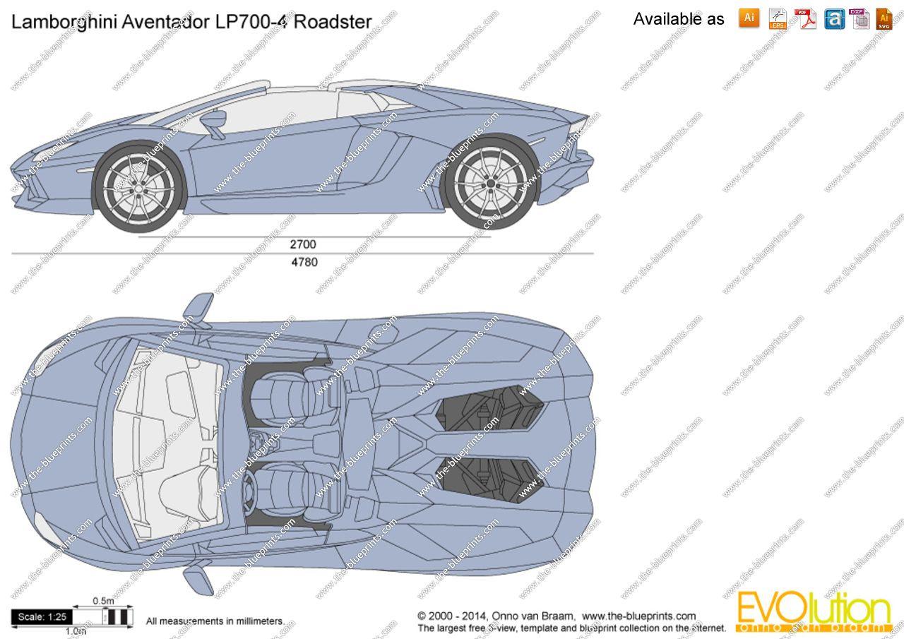 Lamborghini Aventador Lp700 4 Roadster 2017 Cake Ideas