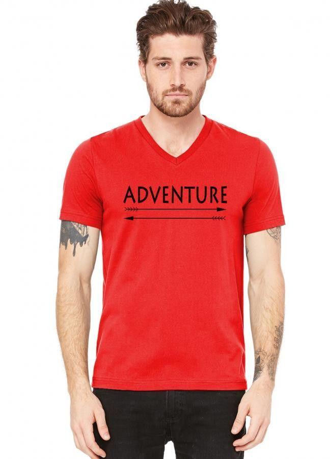 adventure1 V-Neck Tee