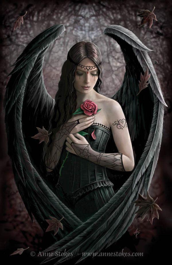 Gothic bilder engel