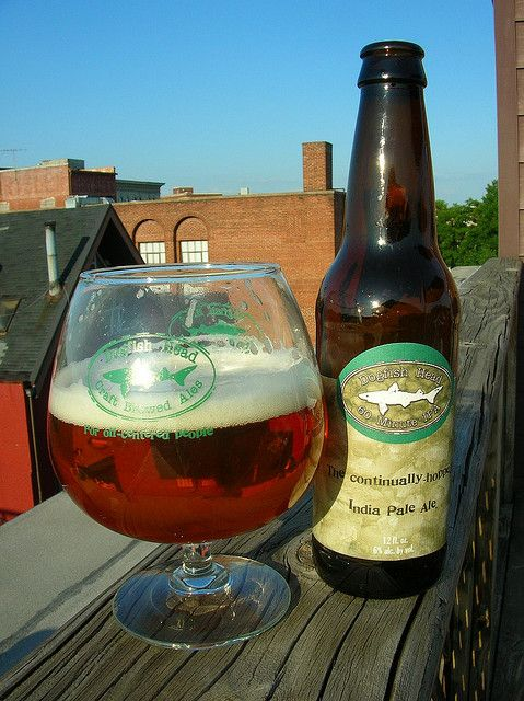 Dogfish Head - 60 Minute IPA (With images) | Malt beer, Craft ...