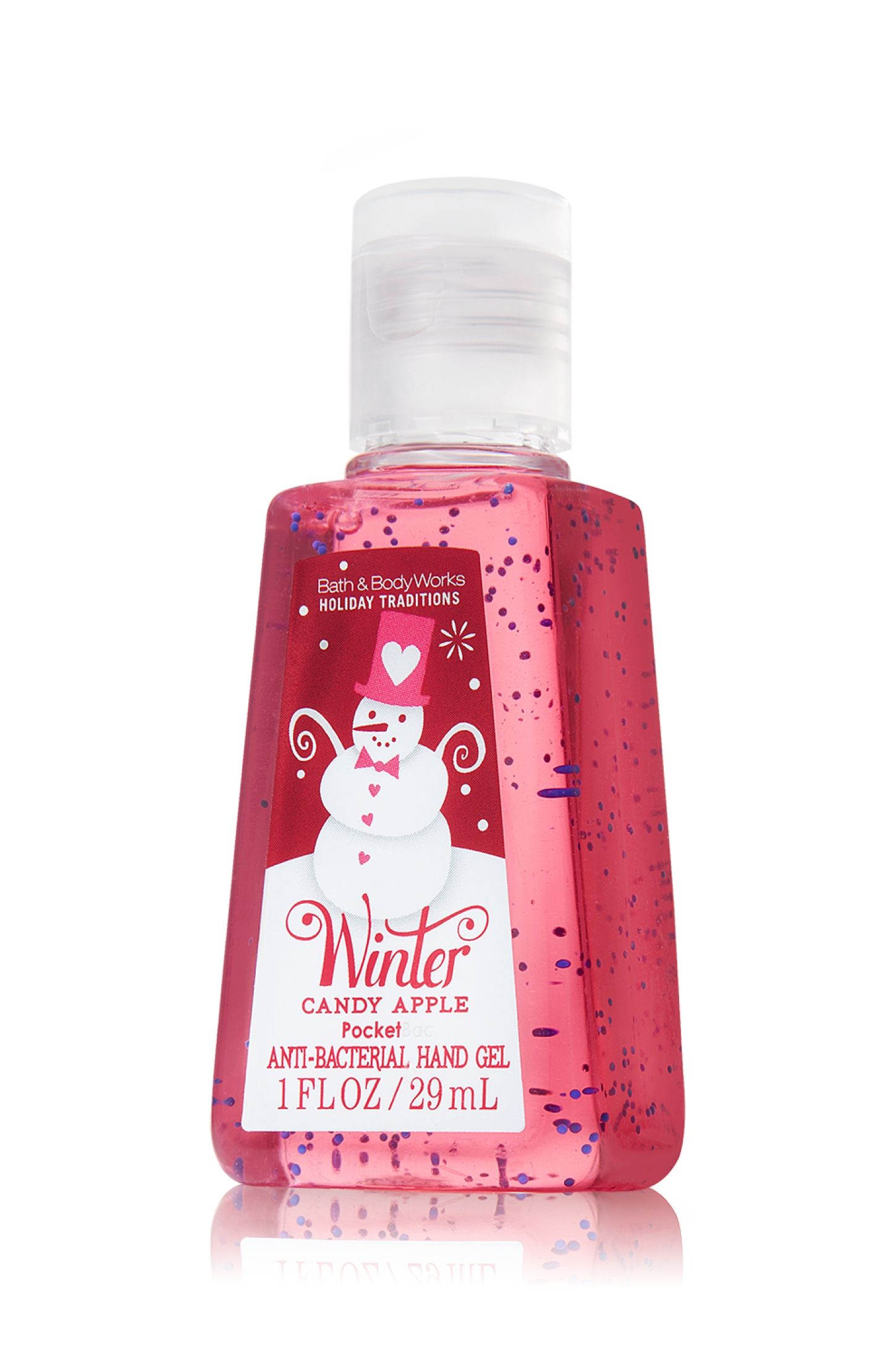 Winter Candy Apple Pocketbac Sanitizing Hand Gel Anti Bacterial