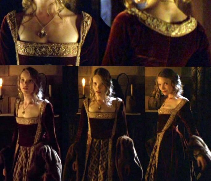 Tamzin Merchant/Catherine Howard The Tudors