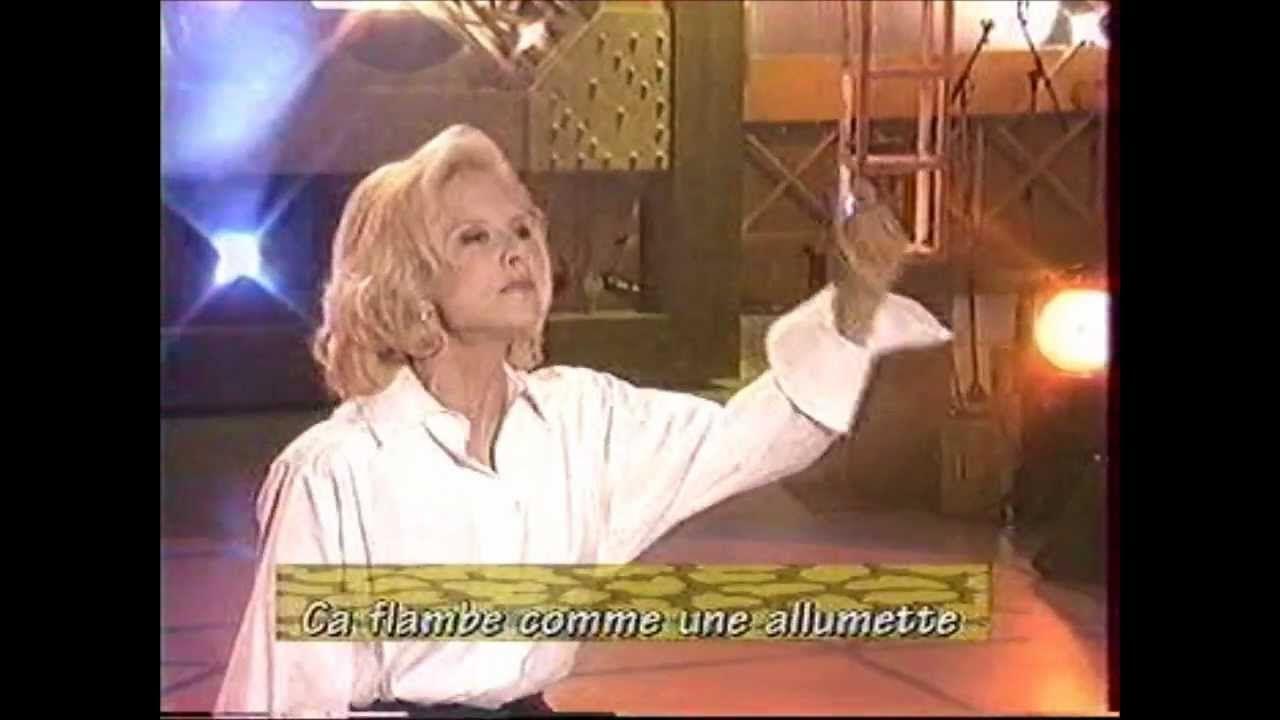 Sylvie Vartan L'amour c'est comme une cigarette