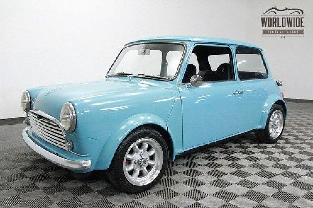 1965 Austin Mini for sale 100761249 Mini cooper, Mini