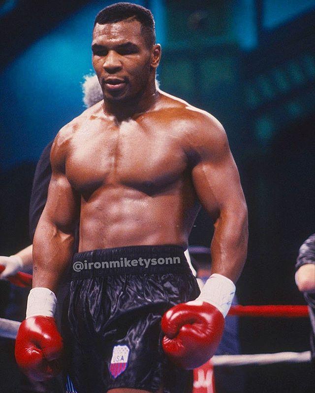 Mike Tyson Boxing Sport Ironmiketysonn Fotos E Videos Do Instagram Lutadores Ufc Boxe Taison