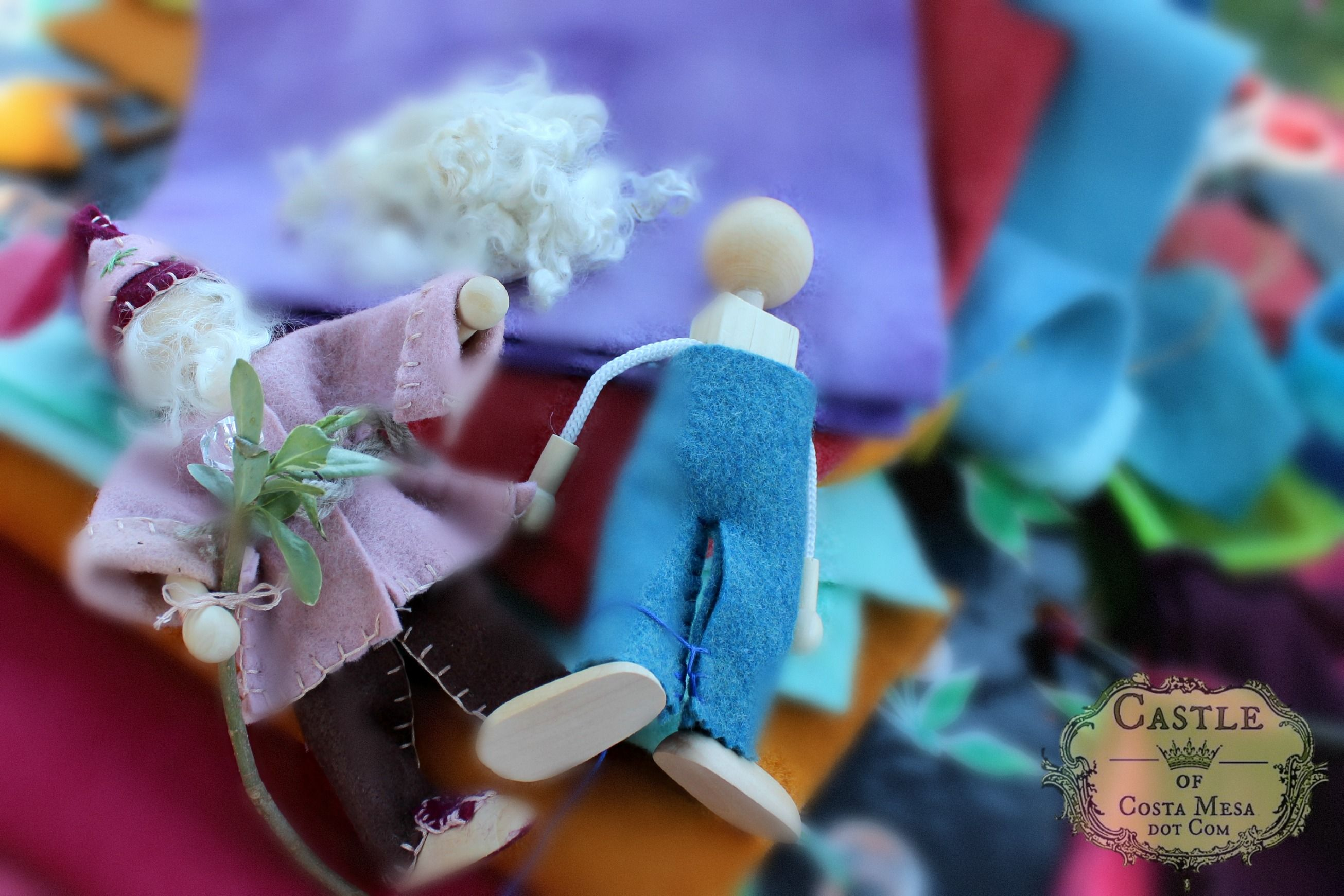 Making 7 inch Posable Dolls with Wood and Wire Frames with ...
