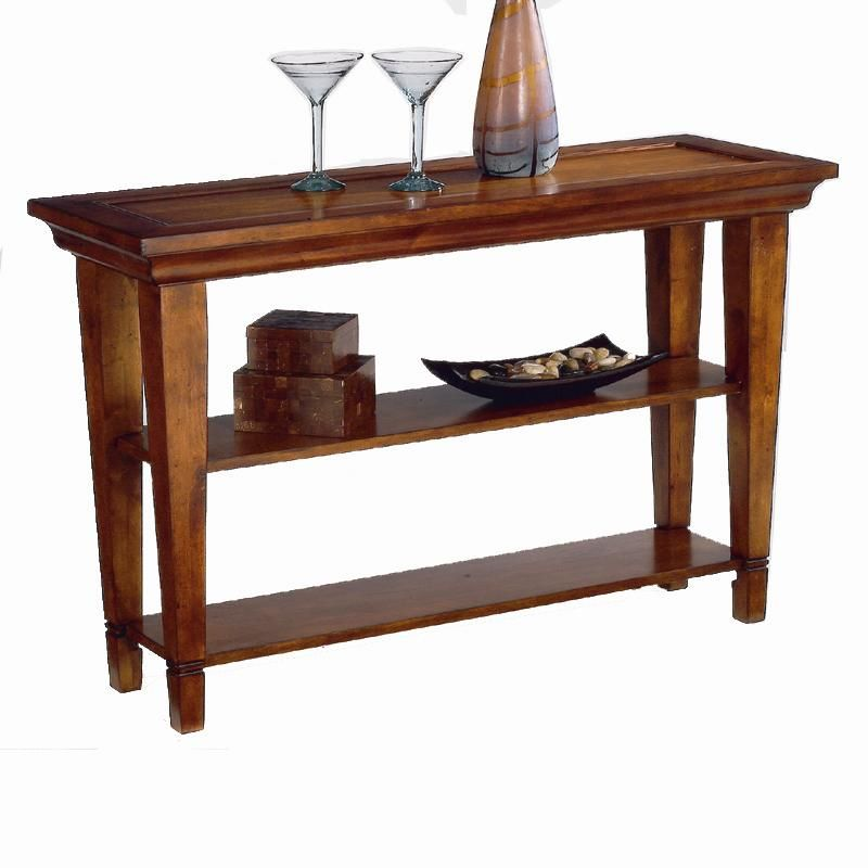 Easton Console Table By Bassett Living Room Furniture