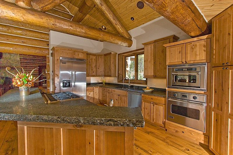 Luxury Highlands at Breckenridge Log Home Price Reduced by ...
