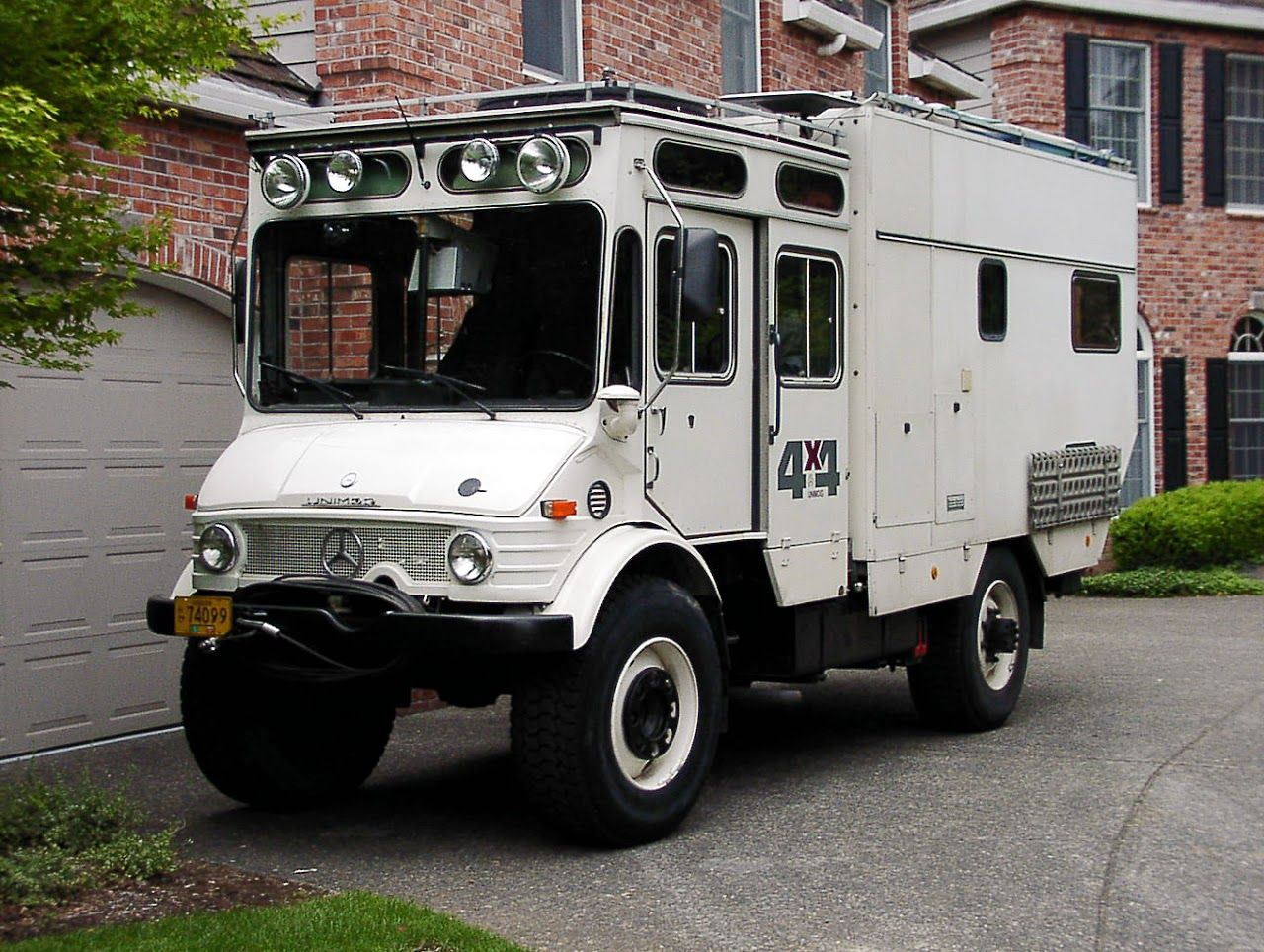 Unimog 416-based camper | Bugout | Pinterest | 4x4, Vehicle and Cars