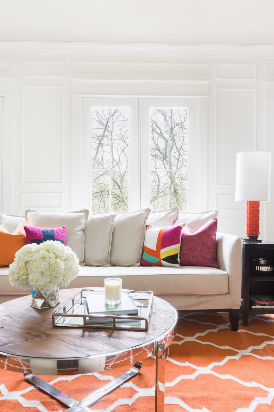 10 Bright Tips For Adding Color To Your Home Interior  # Muebles Dany San Joaquin