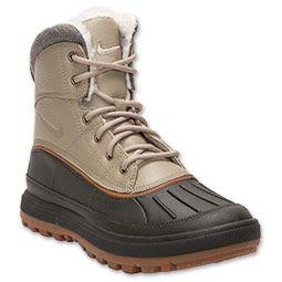 bb30ee9b033 Men's Nike Woodside II Boots | FinishLine.com | Bamboo/Newsprint ...
