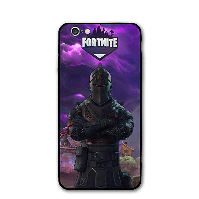 Kgtbvkg iPhone 6/6S Case Fortnite Battle Royale Black