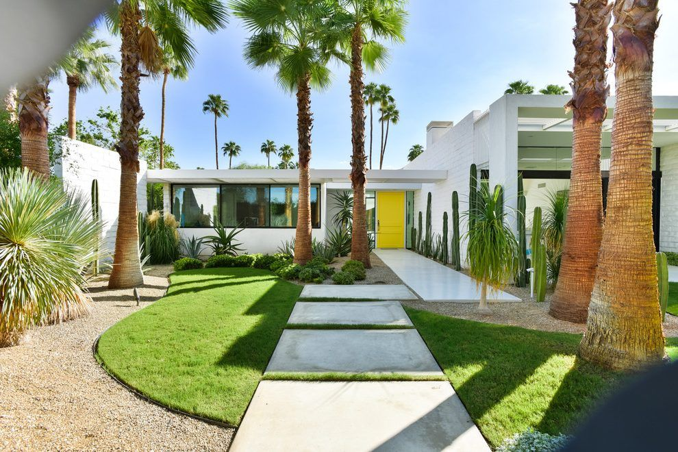 Image result for palm springs mid century courtyard   MAG ...