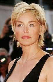 Sharon Stone Hair 2020 : sharon, stone, Sharon, #gestuft, #Sharon, Short, Hair,, Stone, Hairstyles