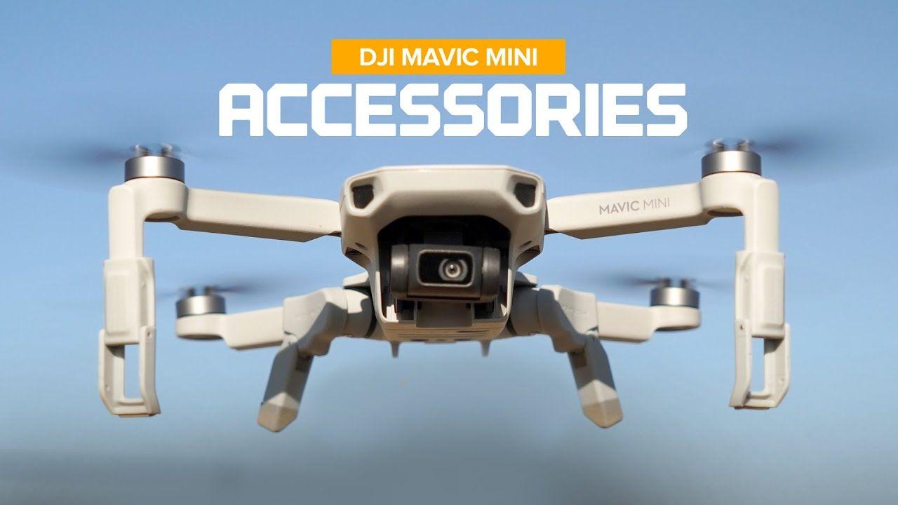 Dji Mavic Mini Accessories Youtube Mini Accessories Mavic Dji