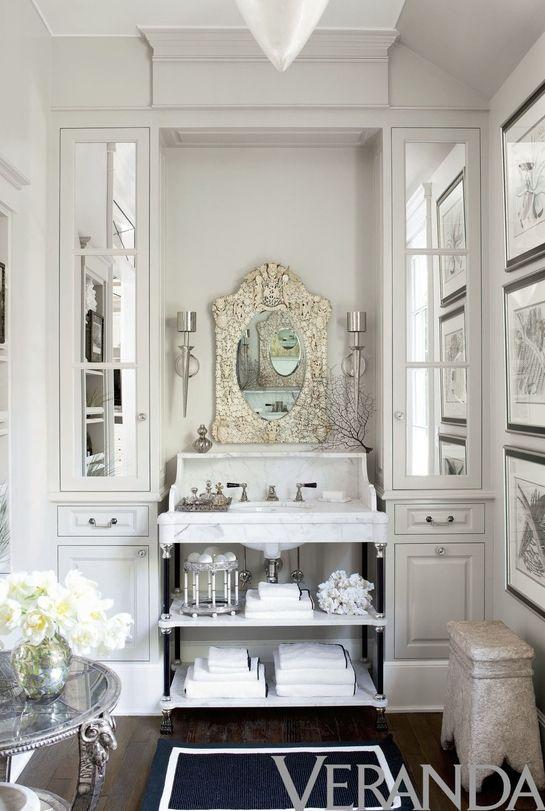 Amy Vermillion Interiors Blog Candace Barnes Bathroom Decor Pinterest Bathroom Home And