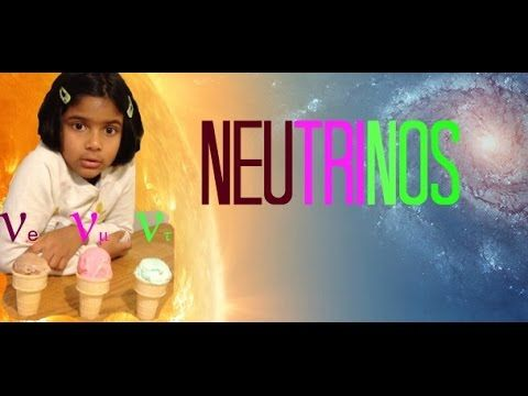 The 2015 Nobel Prize in physics was awarded for the discovery of neutrino oscillations. Samatha explains neutrino oscillations with ice cream. Music: Kevin M...