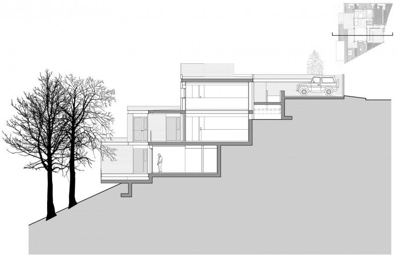 home design site. house design steep site  Google Search 510 Matterhorn Dr