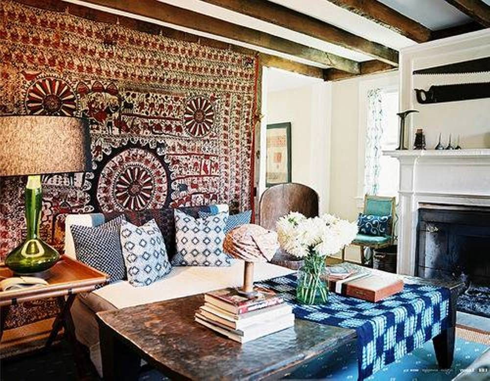 bohemian+home+decor | pictures bohemian style house decorating