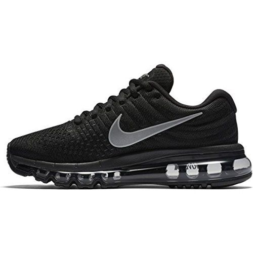 Nike Air Max 2017 Grey Oranger Women $64.90