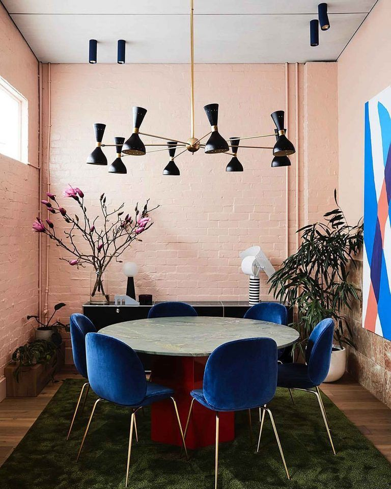 """""""Modern Maximalism""""/In Support of Colored Walls images"""