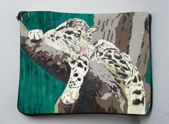 Clouded Leopard iPad Case  Support Wildlife Conservation Conservation Read How#Eyes