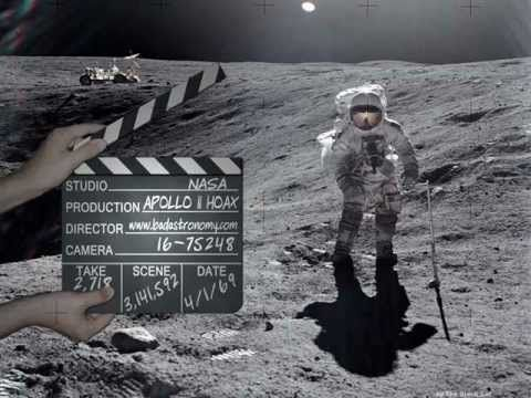 Was the Moon landing real or just a hoax?    Anti-gravity